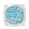 Kép 1/2 - Pearl 3D Gyémánt Flitter - kék G8