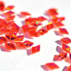 Kép 2/2 - Pearl 3D Gyémánt flitter - rozsdavörös G10
