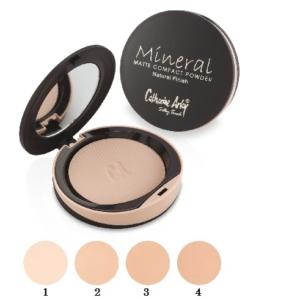 Catherine Arley Mineral matte compact powder ásványi matt kompakt púder 1