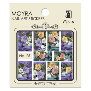 Moyra körömmatrica 25