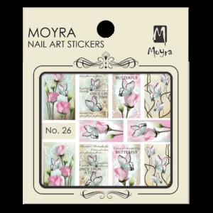 Moyra körömmatrica 26