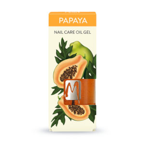 Moyra Köröm- és bőrápoló olajzselé papaya kivonattal