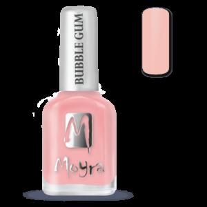 Moyra körömlakk bubble gum 625