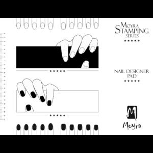 MOYRA Nail Designer Pad