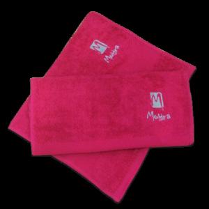 Moyra törölköző pink
