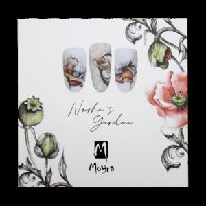 Moyra Norka's Garden inspirációs füzet