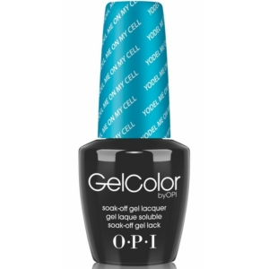 OPI GelColor - Yodel Me on My Cell 15ml