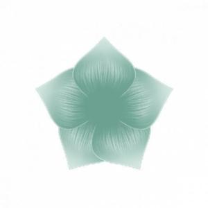 Perfect Nails Akrilfesték 037 metál világos zöld