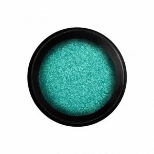 Perfect Nails Chrome Powder - Körömdíszítő Krómpor - Türkiz