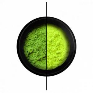Perfect Nails Thermo por Zöld / Neon Sárga