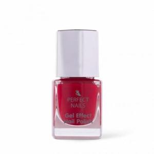 Perfect Nails Gel Effect körömlakk Piros 7ml
