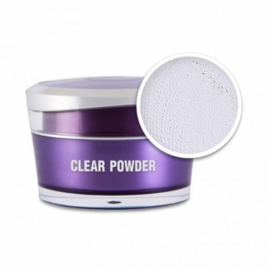 Perfect Nails Műkörömépítő porcelánpor - Clear powder 5ml