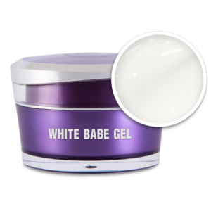 Perfect Nails White Babe Gel 15g