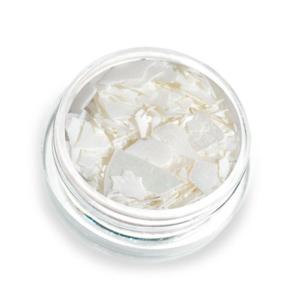 Pearly flakes - fehér P1