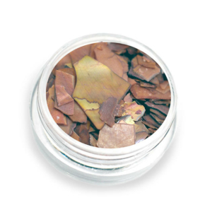 Pearly flakes - barna P2