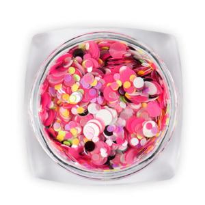 Pearl színes konfetti A2
