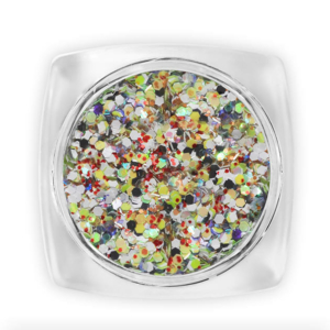 Pearl konfetti-mix B5