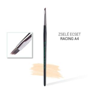 Pearl Racing A4 lapos Zselé Ecset #4