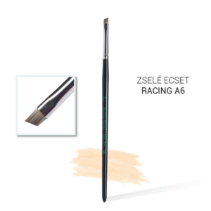 Pearl Racing A6 lapos Zselé Ecset #6