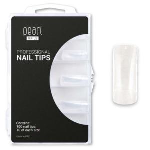 Pearl tip box Clear 100db