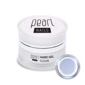 Pearl Hard Gel átlátszó építőzselé 15ml