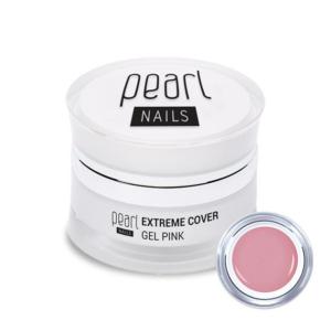 Pearl Extreme Cover Pink körömágy hosszabbító építőzselé 50ml