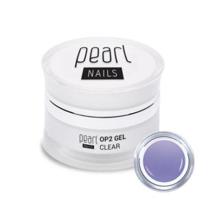 Pearl OP2 átlátszó építőzselé 50ml