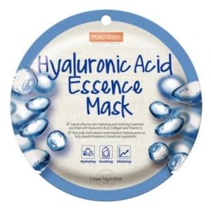 PureDerm Hyaluron hidratáló maszk