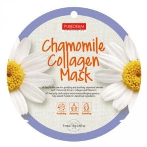 PureDerm Kamilla bőrnyugtató maszk