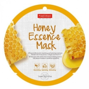 PureDerm Méz bőrfiatalító maszk