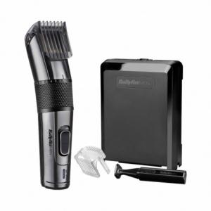 BaByliss Carbon Titanium vezeték/vezeték nélküli hajvágó ajándék trimmer