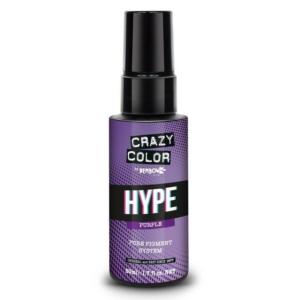 Crazy Color HYPE POWER Pure Pigment - Purple