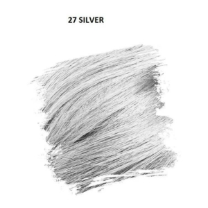 Crazy Color Színezőkrém - 27 silver - 100ml