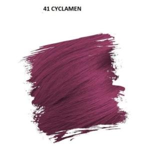 Crazy Color Színezőkrém - 41 cyclamen - 100ml