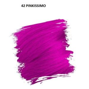 Crazy Color Színezőkrém - 42 pinkissimo - 100ml