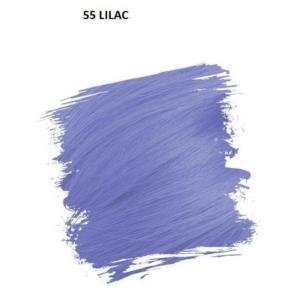 Crazy Color Színezőkrém - 55 lilac - 100ml