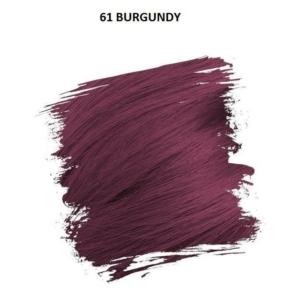 Crazy Color Színezőkrém - 61 burgundy - 100ml
