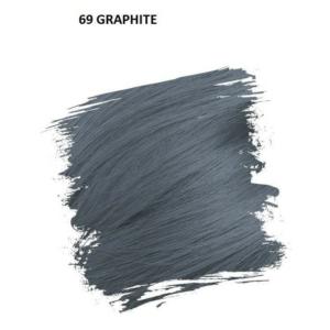 Crazy Color Színezőkrém - 69 graphite - 100ml