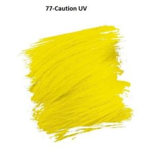 Crazy Color Színezőkrém - 77 caution UV - 100ml
