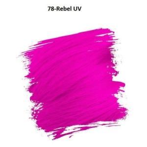 Crazy Color Színezőkrém - 78 rebel UV - 100ml