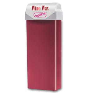Depileve Red Wine gyantapatron 100ml görgős