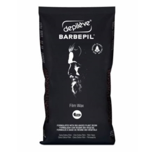 Depileve BARBEPIL Film Wax 500g Fekete gyöngygyanta