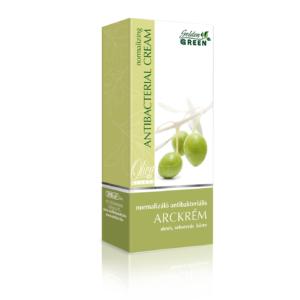 GG Olíva Beauty Normalizáló, Antibakteriális Arckrém 100ml
