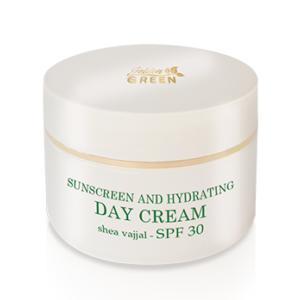 GG NATURE Fényvédő hidratáló nappali krém SPF30