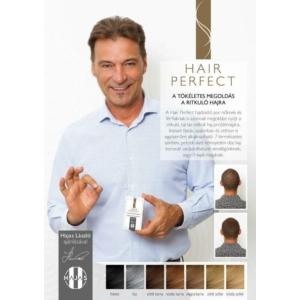 Hair Perfect hajdúsító por 22g - NO 4 közép barna