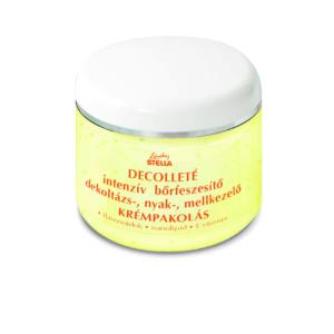 LS Decollete Dekoltázs kezelő feszesítő krémpakolás