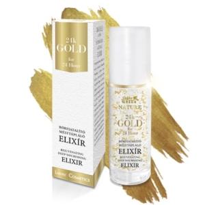 GG Nature 24K Gold Sejtműködést aktiváló Elixír 30ml