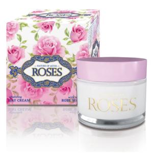 Natur of Agiva Roses Nappali Arckrém Rózsaolaj Kivonattal 50ml