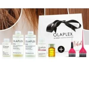Olaplex Ultimate Collection csomag Ajándék hajfestő ecsetekkel