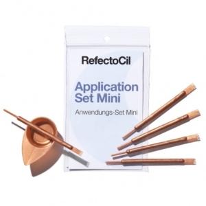 RefectoCil mini applikátor szett - rózsa arany